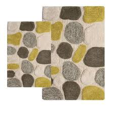 pebbles bath rug chesapeake merchandising cute bathroom rugs