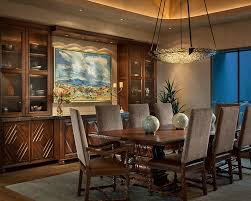 ebanista lighting. Phoenix Attractive Inspiration Shampoo Bowl Dining Room Southwestern With Ebanista Chairs Farmhouse Paintings Brown Chair Lighting