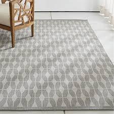interior crate and barrel outdoor rugs aldo grey rug