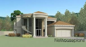 modern double y 4 bedroom house net house plans south africa south african house
