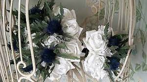 For parties of 2+ our range of packages are perfect for small intimate wedding. Scottish Gretna Green Rose Thistle Bride Bridesmaid Wedding Bouquet Flowers Foam Ebay
