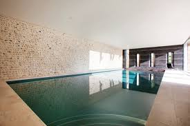 Indoor Infinity Pool Design Swimming Concrete East Sussex Guncast With Inspiration Decorating