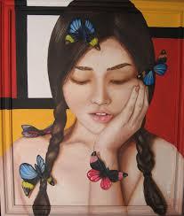 Organico sobre Mondrian > veronica lia arroyo - 1182089343367947