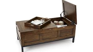 Image Of: Storage Trunk Coffee Table Ideas