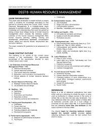 Principles Of Job Design Dsst Exam Content Fact Sheet Dsst Human Resource Management