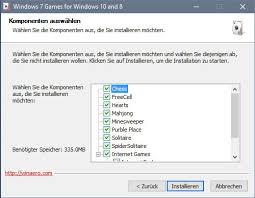 Windows 7 Spiele Nachinstallieren In Windows 7 8 10 So Gehts Giga