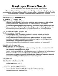 Experience On Resume Examples Accounting Cpa Resume Sample Resume Companion
