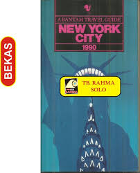 Jual BL-4.731. A BANTAM TRAVEL GUIDE NEW YORK CITY. NAN & IVAN LYONS. BANTA  - Kota Yogyakarta - TOKO BUKU RAHMA | Tokopedia