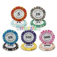 Wholesale 14g Clay Poker Chips