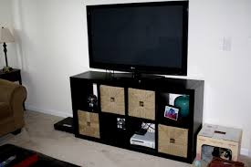 tv stand ikea black. furniture accessories:simple black painted wooden ikea tv stand diy diy