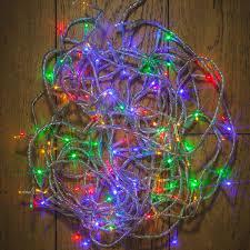 240 Multifunction Led Christmas Tree Lights Multi Coloured Noma 240 Led Mulitcoloured Outdoor Christmas Lights Timer
