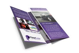 Brochure Design Alma Technologies