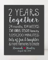 two year wedding anniversary gift ideas photo 1