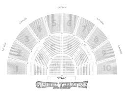 Greek Theatre Venue Information Another Planet Entertainment
