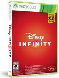 infinity 360. xbox 360 game disc infinity
