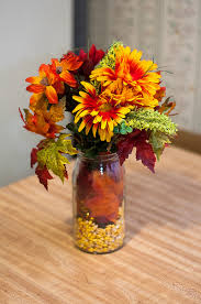 Fall Table Decorations With Mason Jars 100 Fall Centerpiece Idea Practically Spotless 53