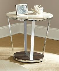 round table branham 100 round silver end table best master furniture check more at