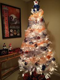 Auburn Football Christmas Lights Auburn Christmas Tree I Finally Found Some Orange And Blue