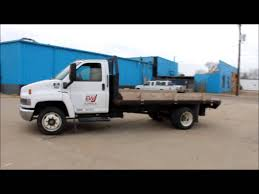 All Chevy chevy c4500 : 2005 Chevrolet C4500 flat dump bed truck for sale   sold at ...