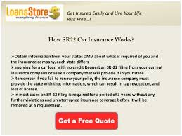Sr22 Insurance Quotes Best Auto Insurance Quotes With Sr48 Cheap Sr48 Car Insurance Sr48