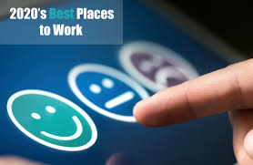 best places to work in 2020