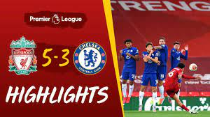 Highlights: Liverpool 5-3 Chelsea | Eight-goal thriller before the trophy  lift - YouTube