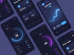 #bitcoin #btc #bitcoinwallet buy bitcoin it's the smart thing to do. Bitcoin App Designs Themes Templates And Downloadable Graphic Elements On Dribbble