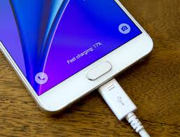 Smartphone batteries could charge in minutes with Samsung s new