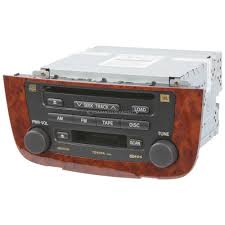 Toyota Highlander Radio or CD Player Parts from Car Parts Warehouse