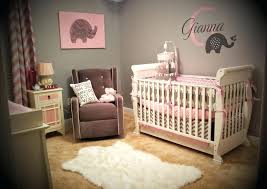 elephant nursery bedding baby