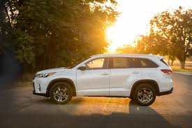 The significantly improved Toyota Highlander Hybrid is ready for 2017