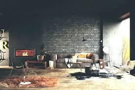 interior brick interior brick wall brick wall designs decor ideas design trends grey living room interior interior brick