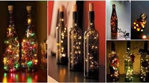Bottle Light Ideas Creative Ideas Diy Stunning Wine Bottle Light