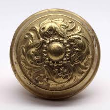 door knobs. Door Knobs - Gilded Brass Penn Hardware Knob