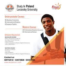 Larzarsky University Poland Kaya Tours