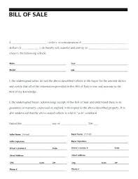 House Bill Of Sale Template Beauteous Trailer Bill Of Sale Form Template Alberta For Rvs Blank New