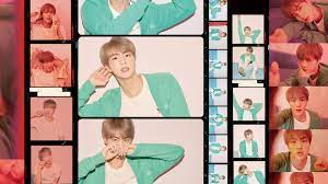Jin BTS Map of the Soul: Persona 4K ...