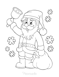 Check out our xmas coloring pages selection for the very best in unique or custom, handmade pieces from our colouring books shops. 100 Best Christmas Coloring Pages Free Printable Pdfs