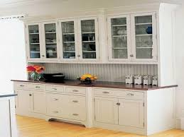 Traditional Free Standing Kitchen Cabinets Ideas