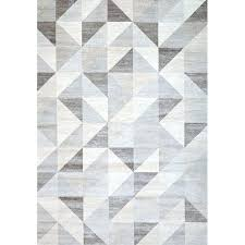 white and gray area rug white area rug for nursery shiflett gray blue white area rug