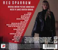 bol.com | Red Sparrow (Original Motion Picture Soundtrack), James Newton  Howard | CD (album)