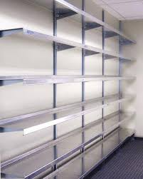 office shelving systems. Exellent Shelving Office Metal Shelving E Z Manufactures Heavy Duty Systems  With Clean Shelf Lines For Storage Work And Display Applications  Inside L