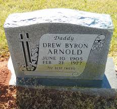 Drew Byron Arnold (1905-1977) - Find A Grave Memorial