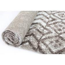 loft diamond rug light grey 2864a light grey white