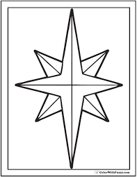 Small Picture 60 Star Coloring Pages Customize And Print PDF