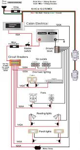 cargo trailers wiring diagram
