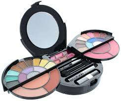 all in one makeup palette kit 64 colors make up set eye shadow lip gloss