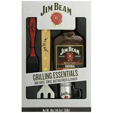 grilling essentials 3 pc barbeque grilling gift set