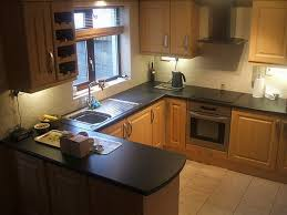 Small U Shaped Kitchen Small U Shaped Kitchen Remodel Desk Design Cool Small U Shaped