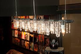 maxim lighting flask led linear chandelier